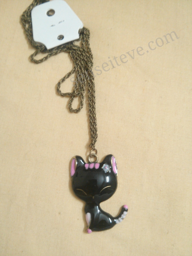 Accessories_Pendent with chain