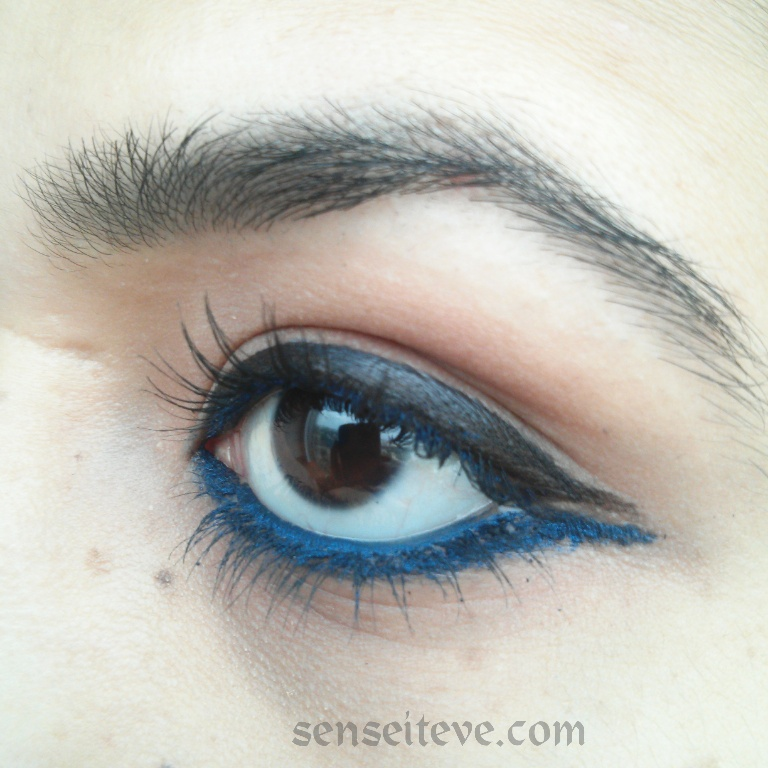 Double-Ended Eyeliner Look EOTD 3