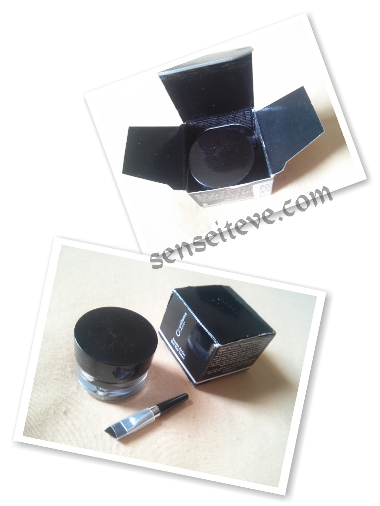 Oriflame Beauty Studio Artist Gel Eye Liner Review, Swatches and EOTD