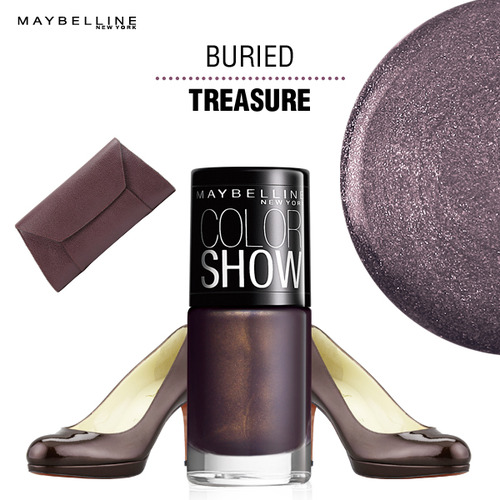 Maybelline colorshow burried treasure official