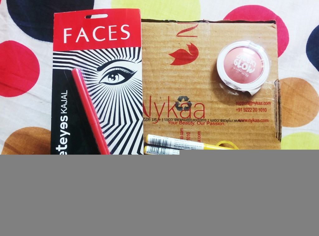 My Nykaa Mini Haul : Late Update