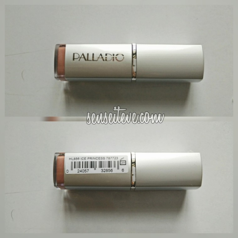 Palladio Herbal Lipstick Iced Princess Review