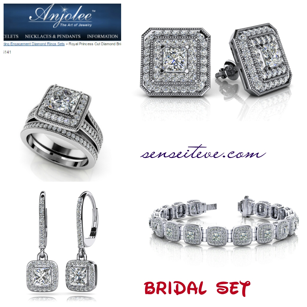 Customizable Jewellery Online_Bridel Set