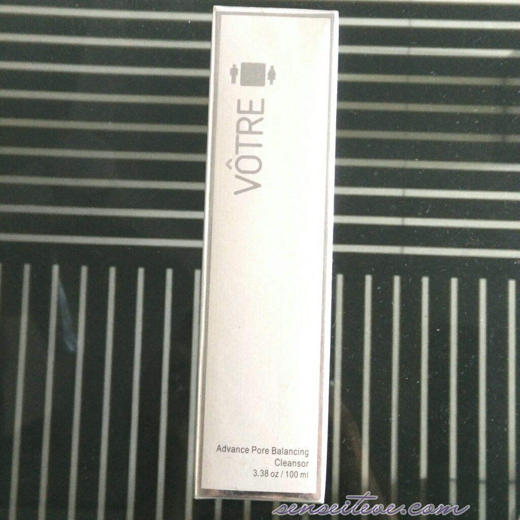 Votre Advance Pore Balancing Cleanser
