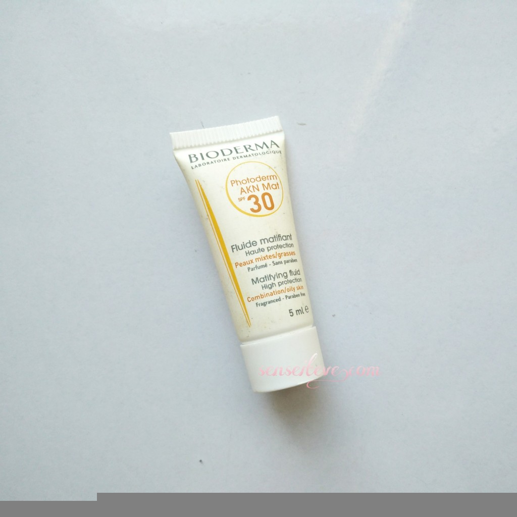 Bioderma Photoderm Mat Sunscreen