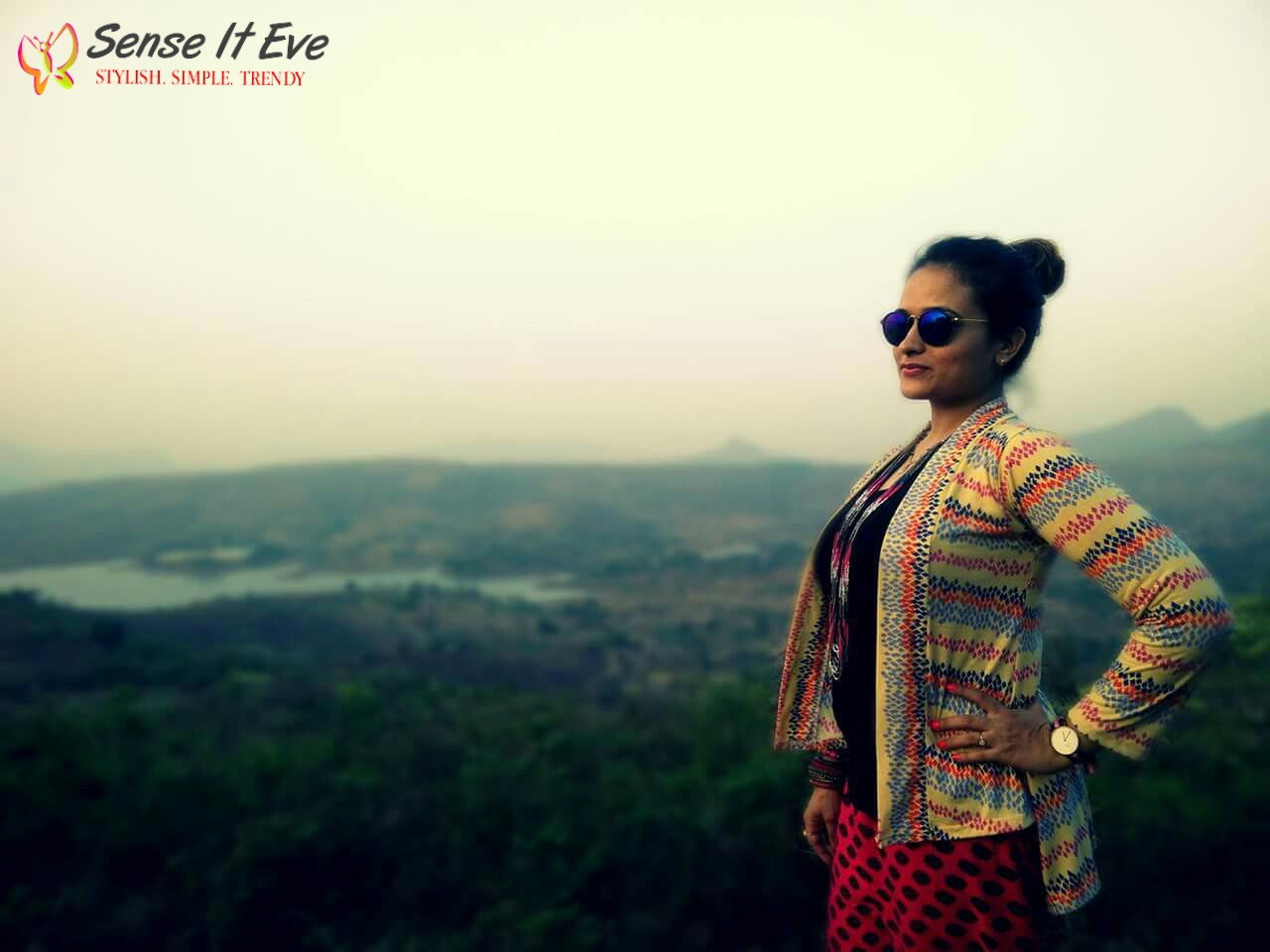 OOTD - Layers of Nature