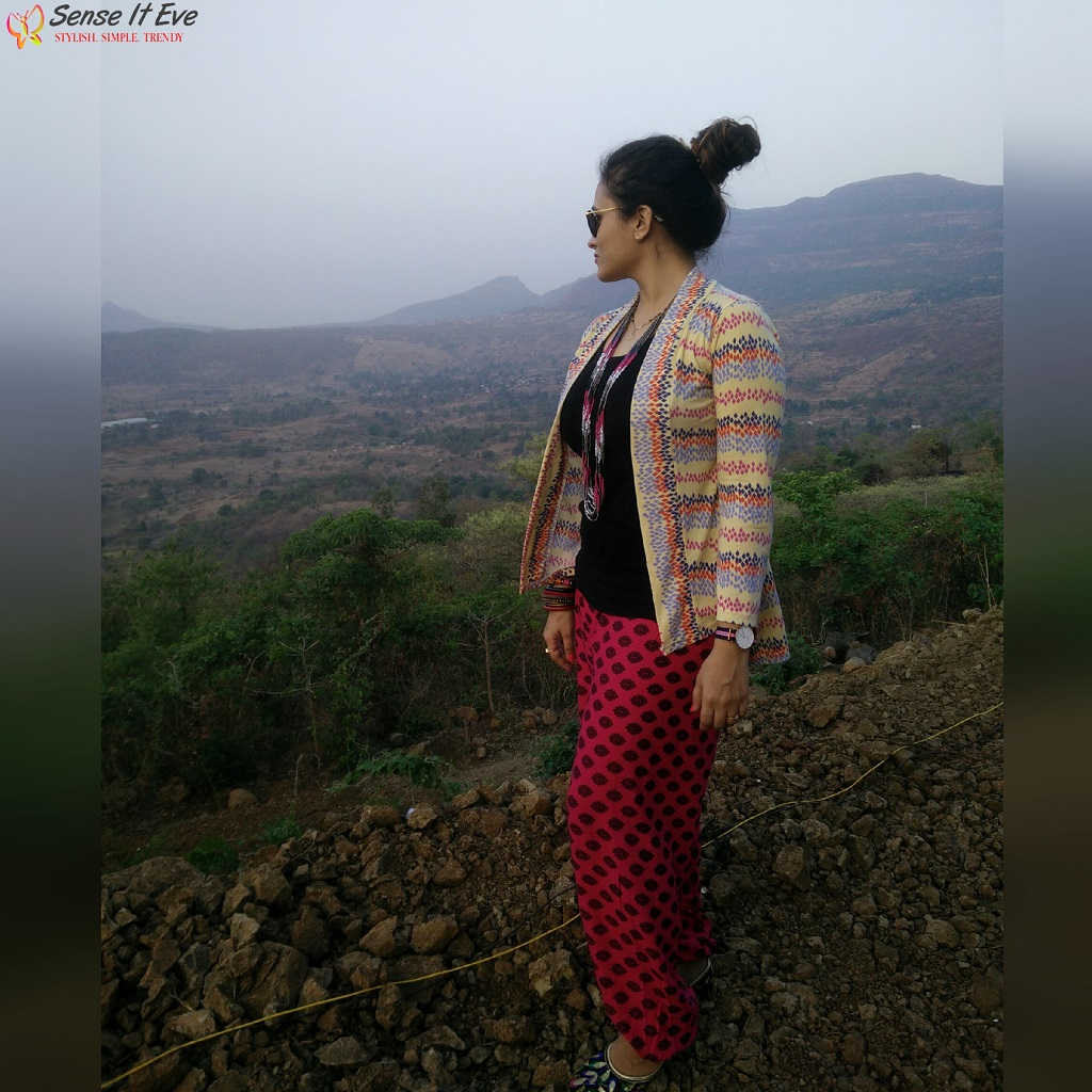 OOTD Layers_ Lost in Nature