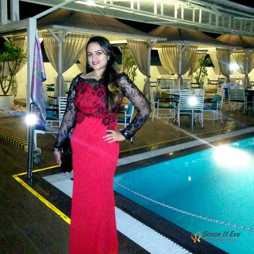 How to style an Evening gown