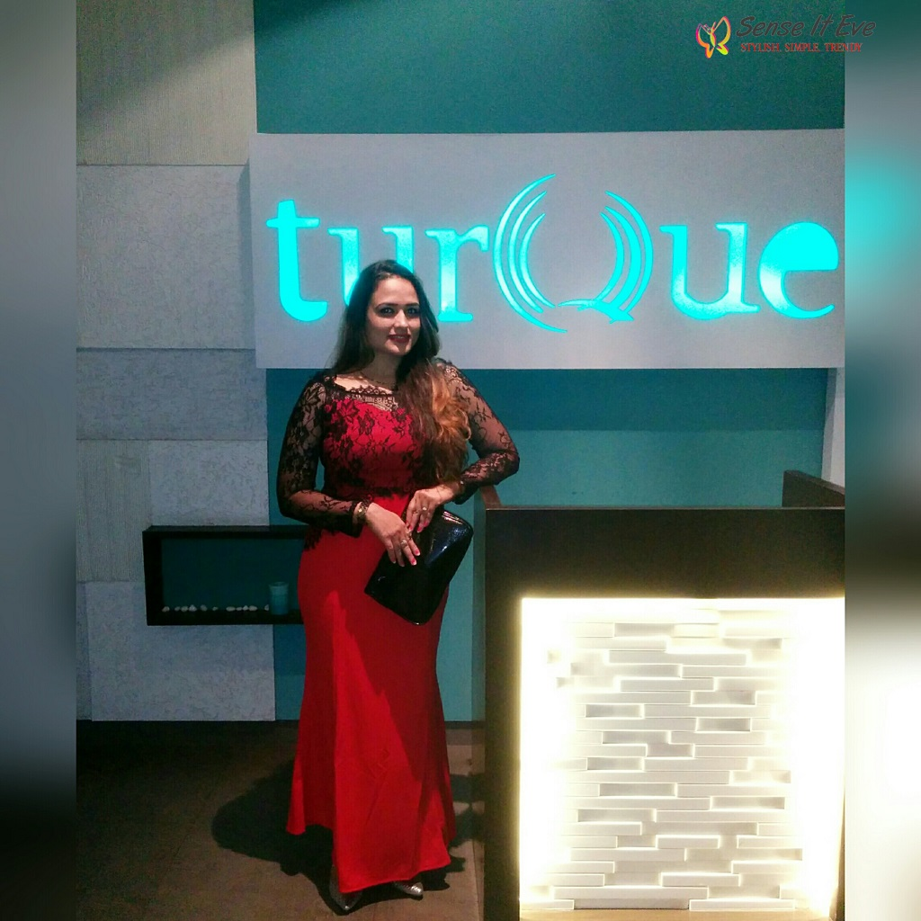 OOTD Birthday Dinner Outfit Evening gown