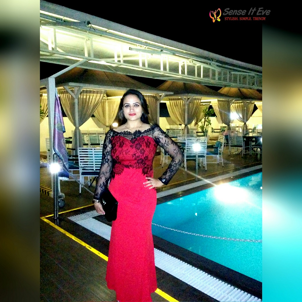 OOTD Style an Evening gown