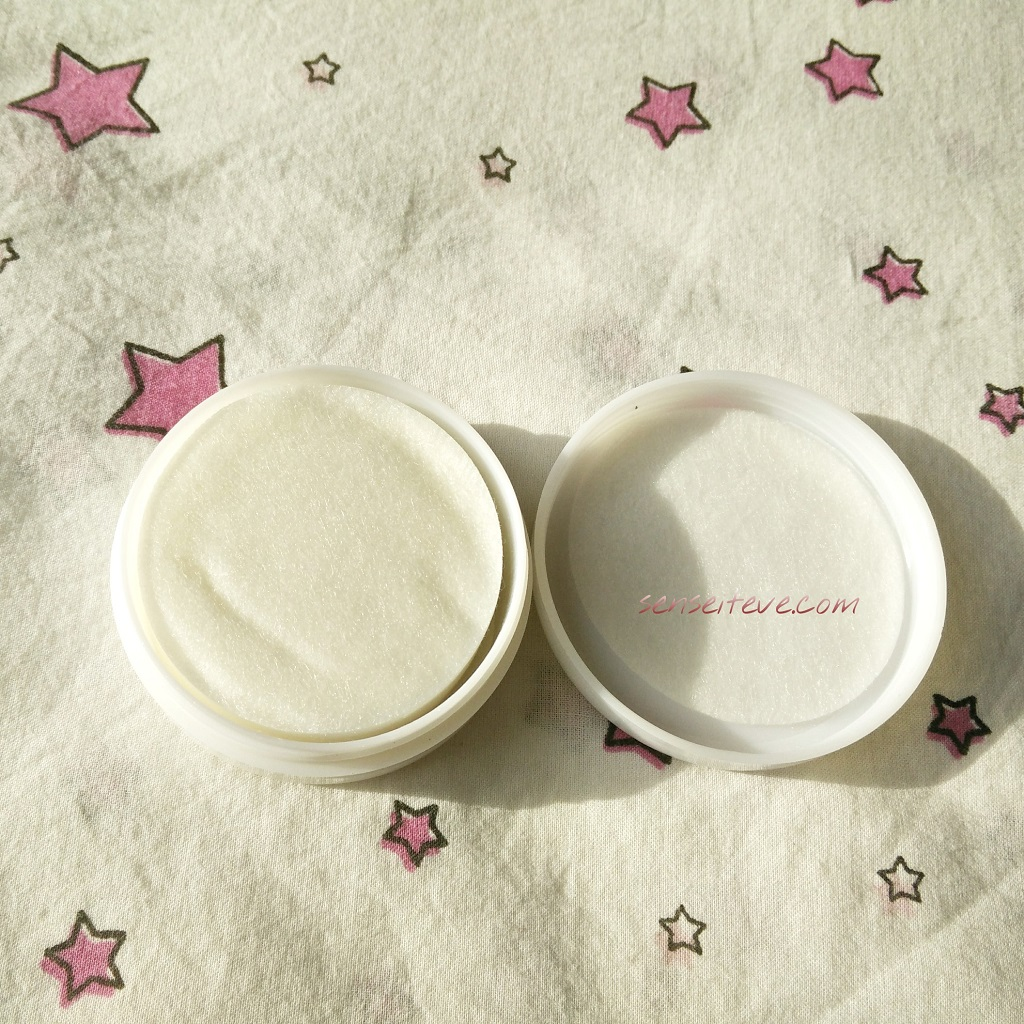 Bare Essentials Nail Polish Remover Pads Packaging