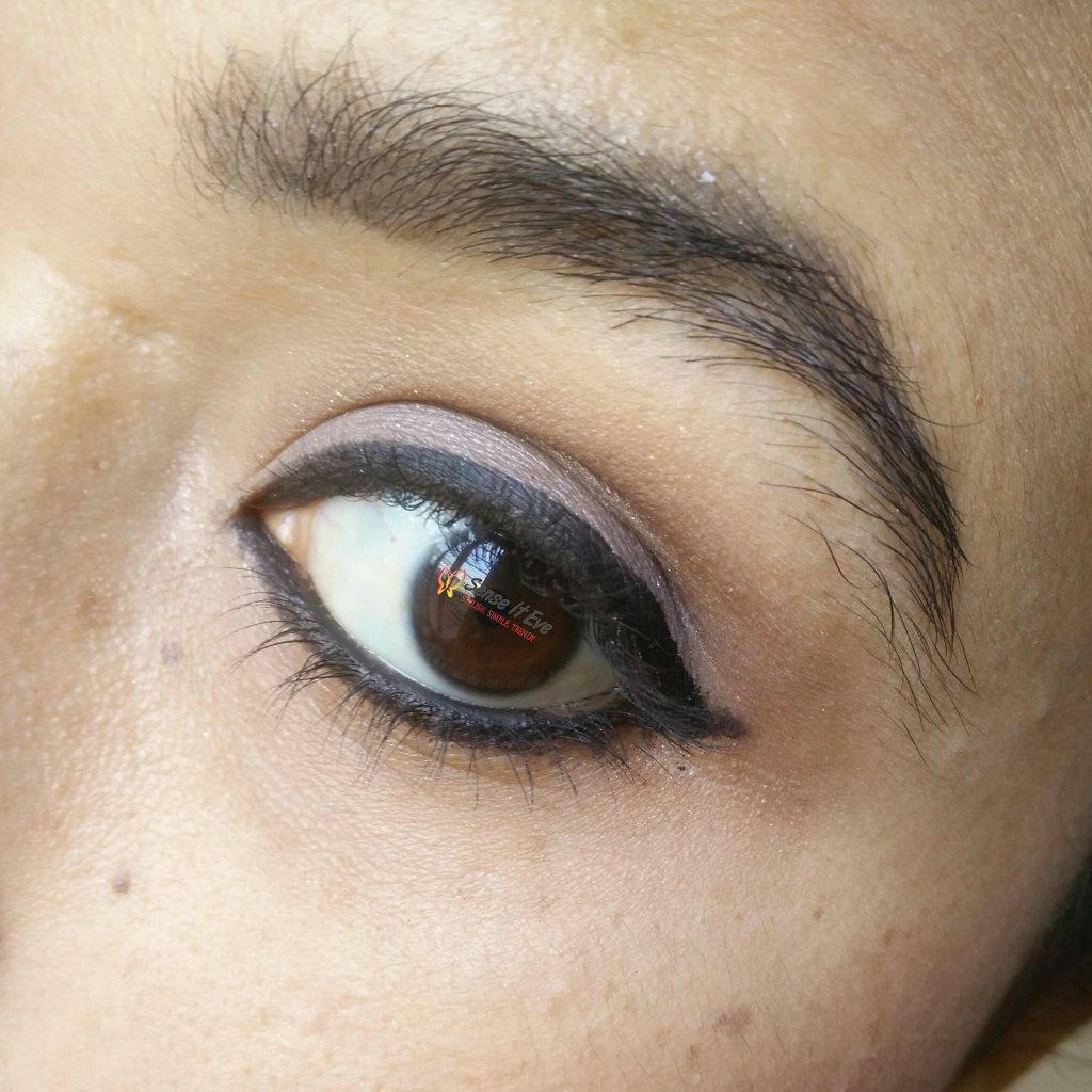 Office Makeup Looks_Day 2 Eyes