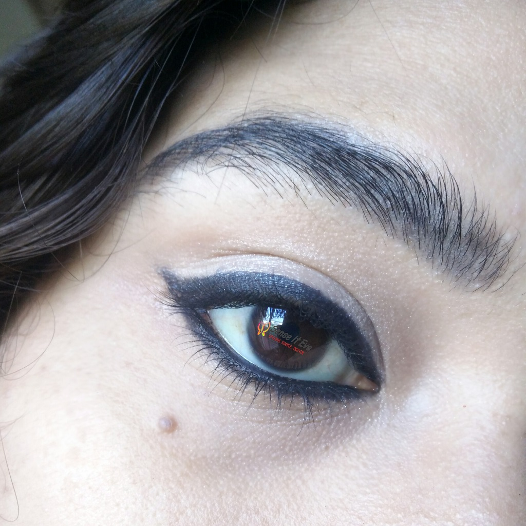 Office Makeup Looks_Day 5 Eyes