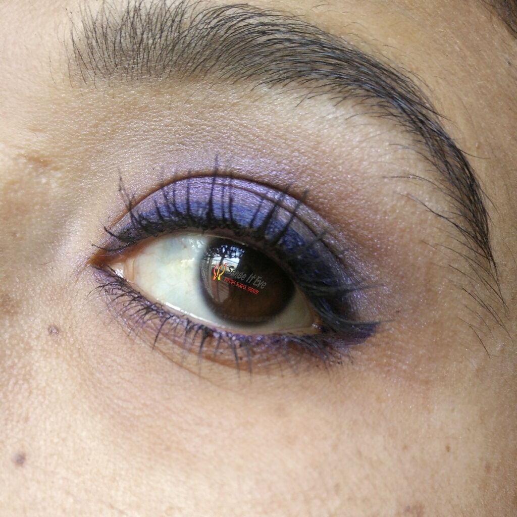 Office Makeup Looks_Day 7 Eyes
