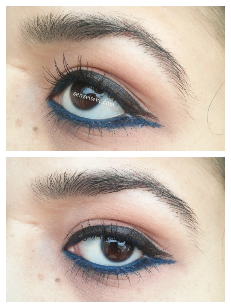 Double-Ended Eyeliner Look EOTD 4