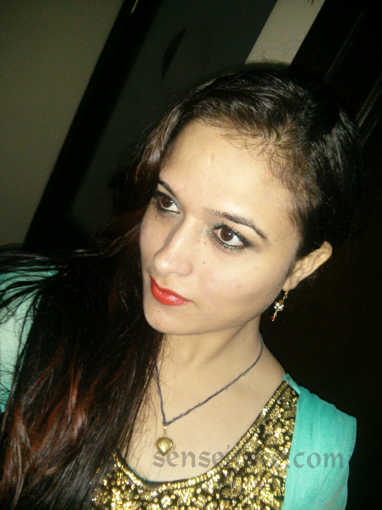OOTD My Diwali Look Makeup