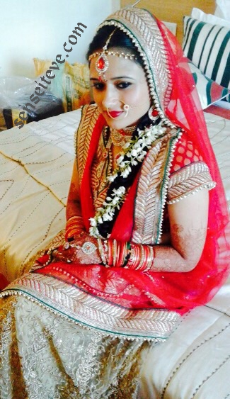 Anu-weds-Grv_The-bride