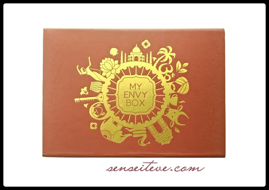 My Envy Box August 2015