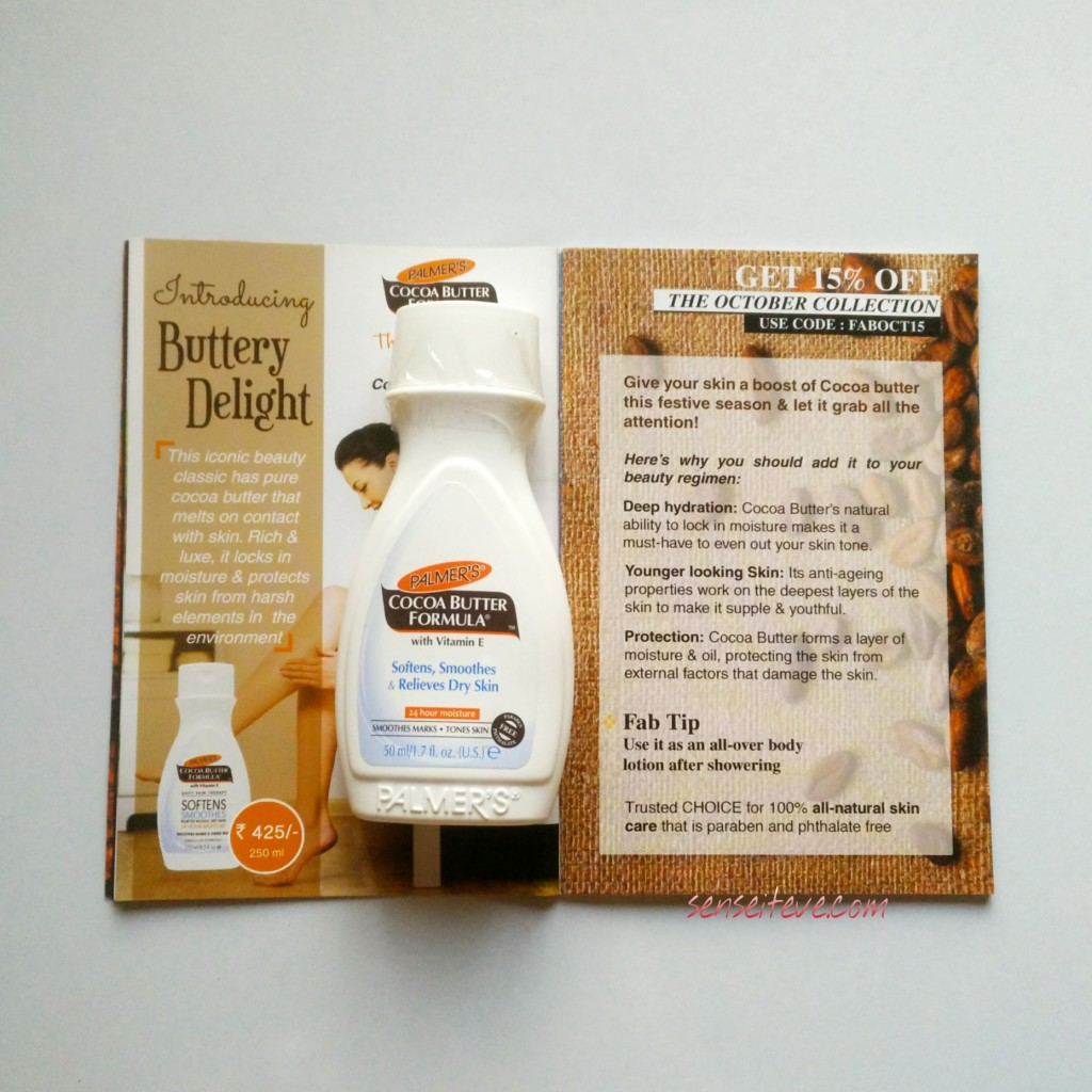 Fabbag October 2015_Palmer's Cocoa Butter Formula Lotion