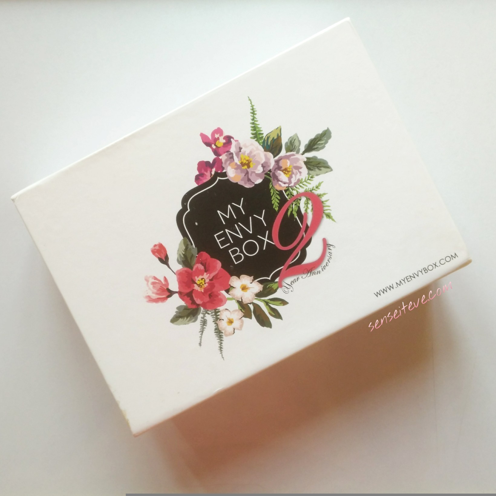 My Envy Box October 2015