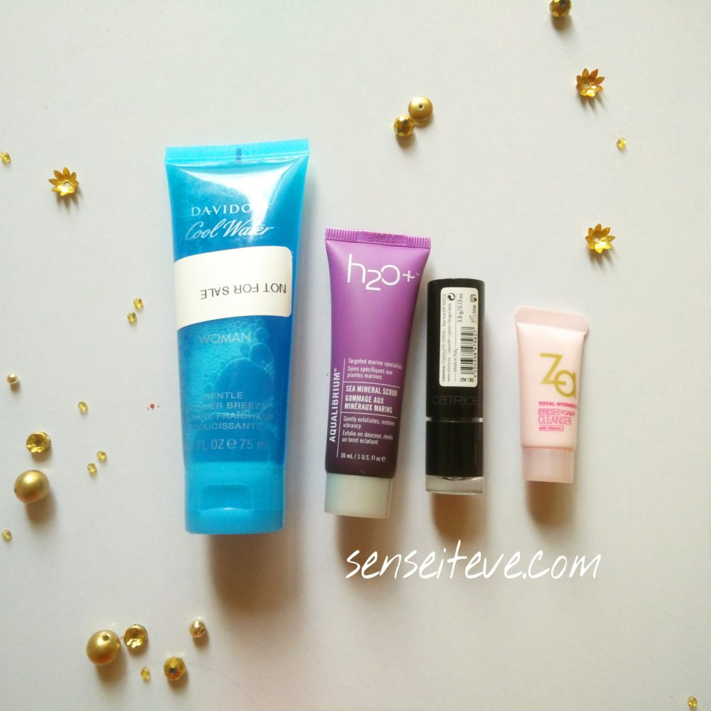 My Envy Box September 2015 Products