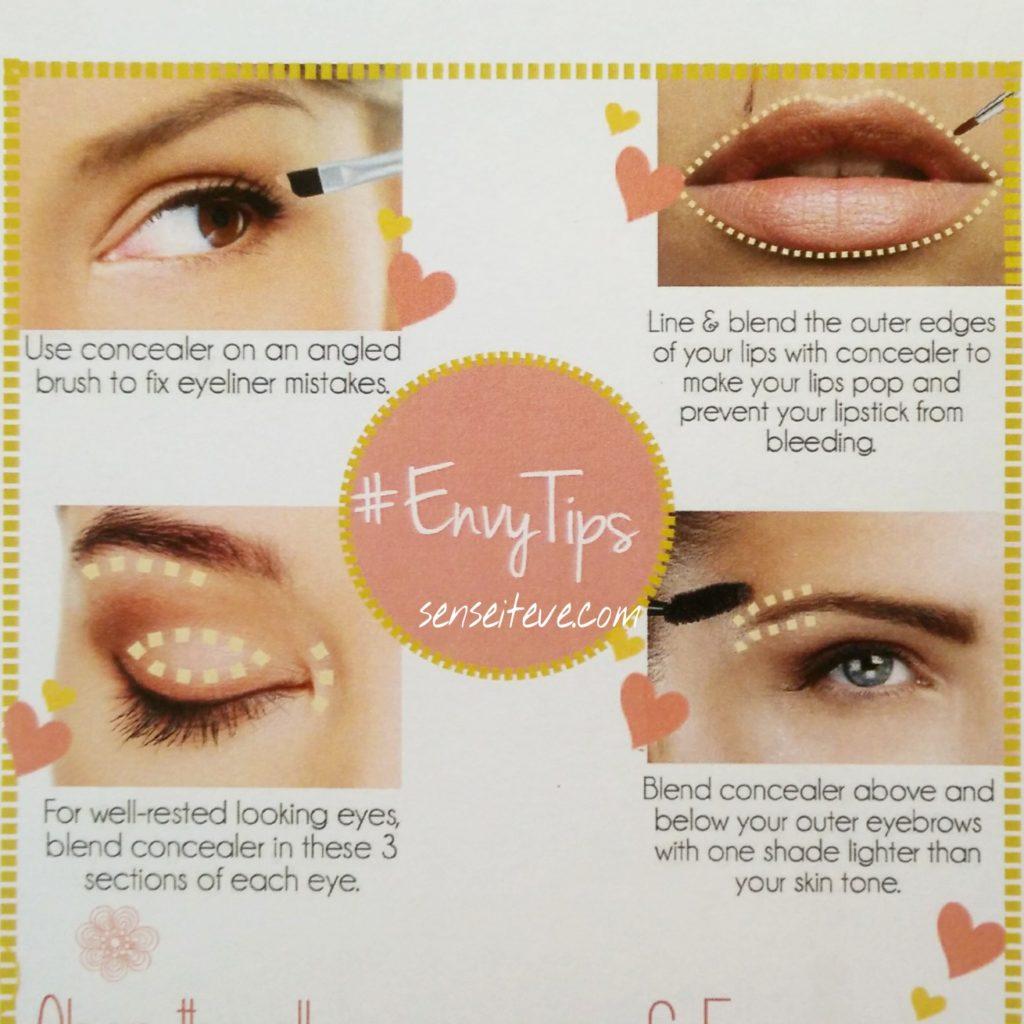 My Envy Tips