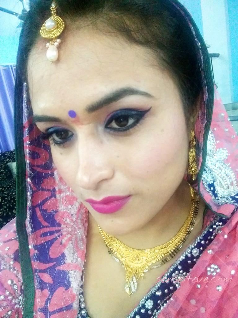 My Diwali 2015 Celebration Jewelry