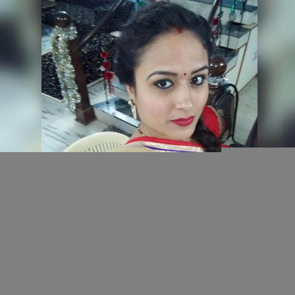 My Diwali 2015 Celebration and OOTD Part 2_selfie