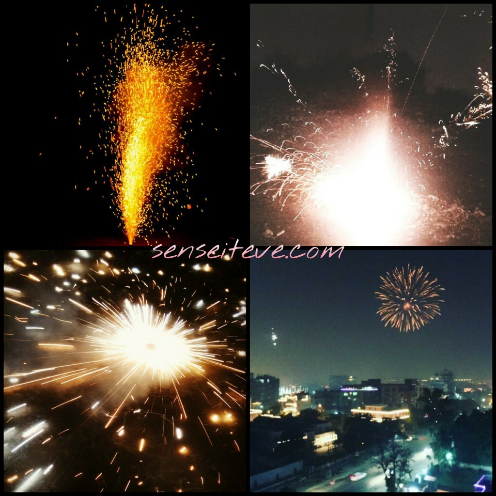 My Diwali 2015 Celebration_Fireworks