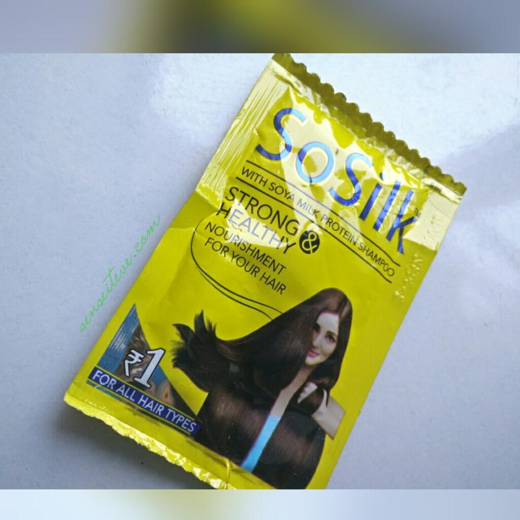 So Silk With Soya Milk Protein Shampoo