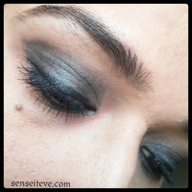 Midnight Smokey Eyes