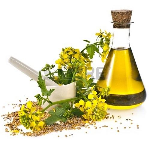 Grey Hair Remedies_musturd oil
