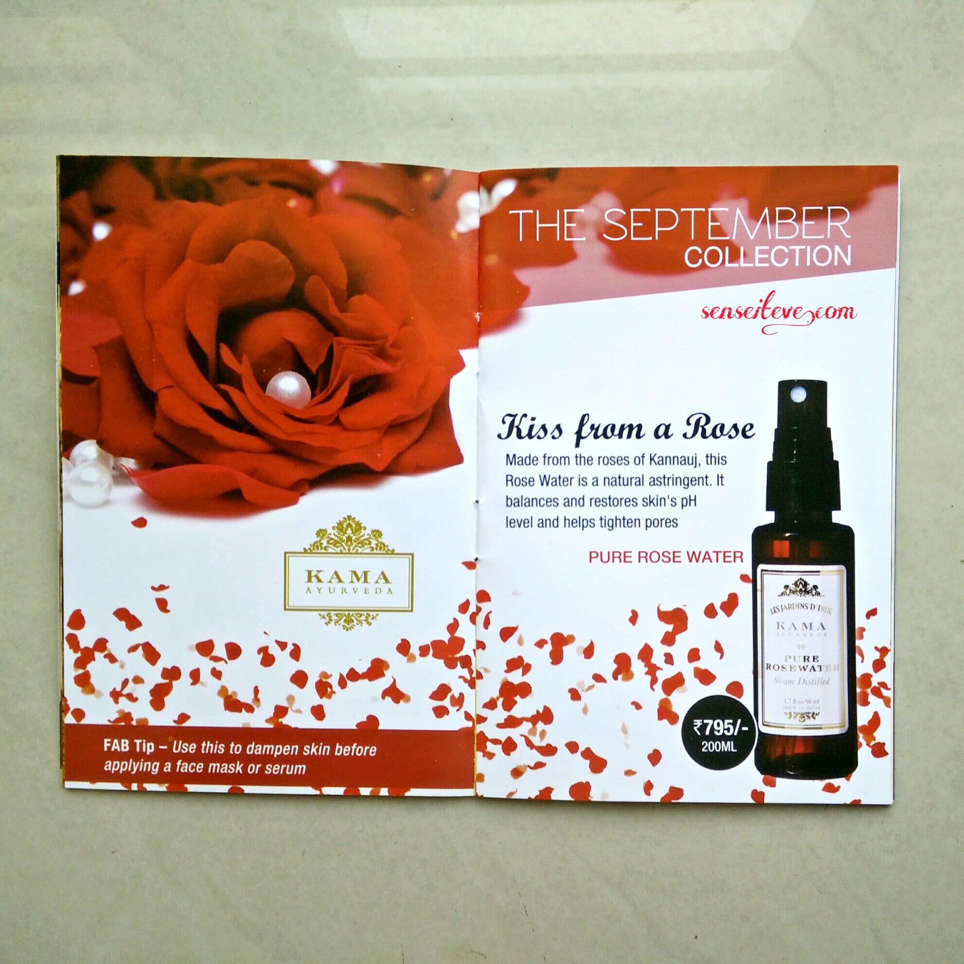 Kama-Ayurveda-Rose-Water-Product-Description