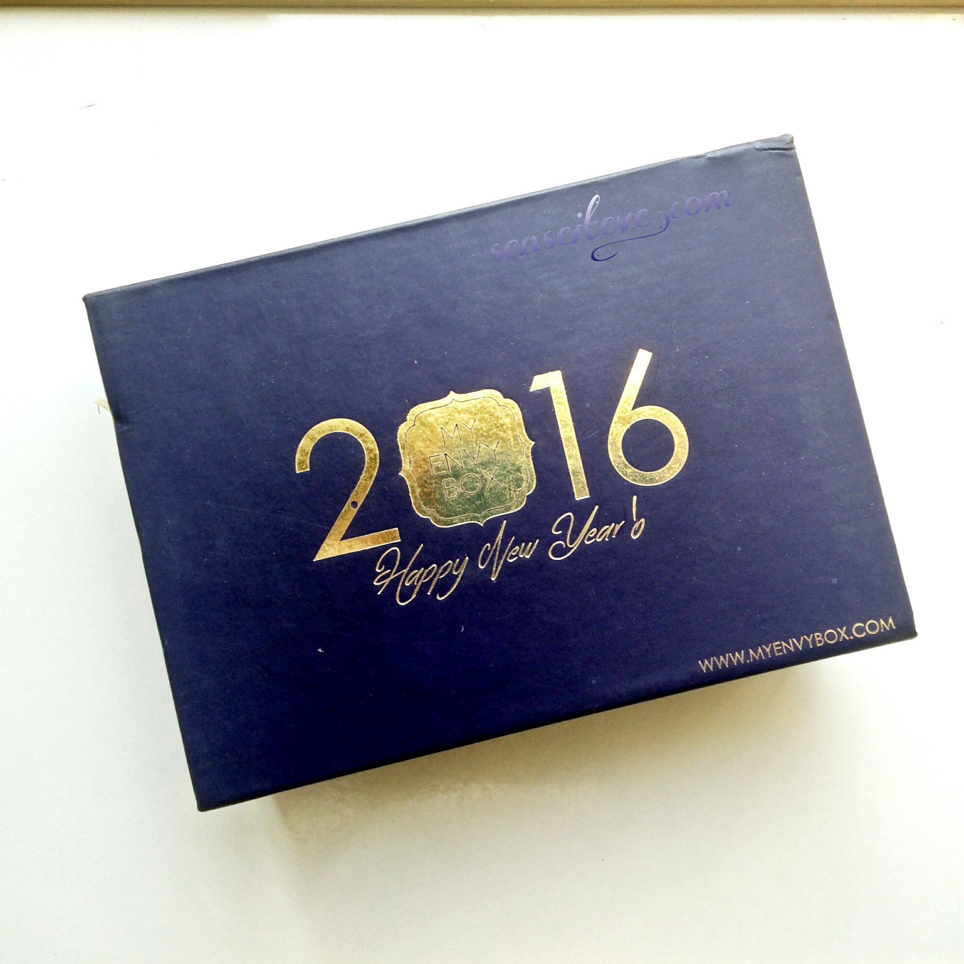 My Envy Box Jan 2016