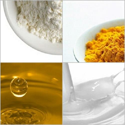 Reduce facial hair at home_Gram Flour Mask 1