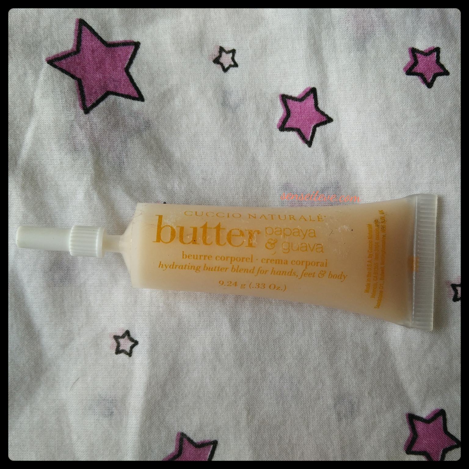 Cuccio Naturale Butter Blend Papaya & Guava