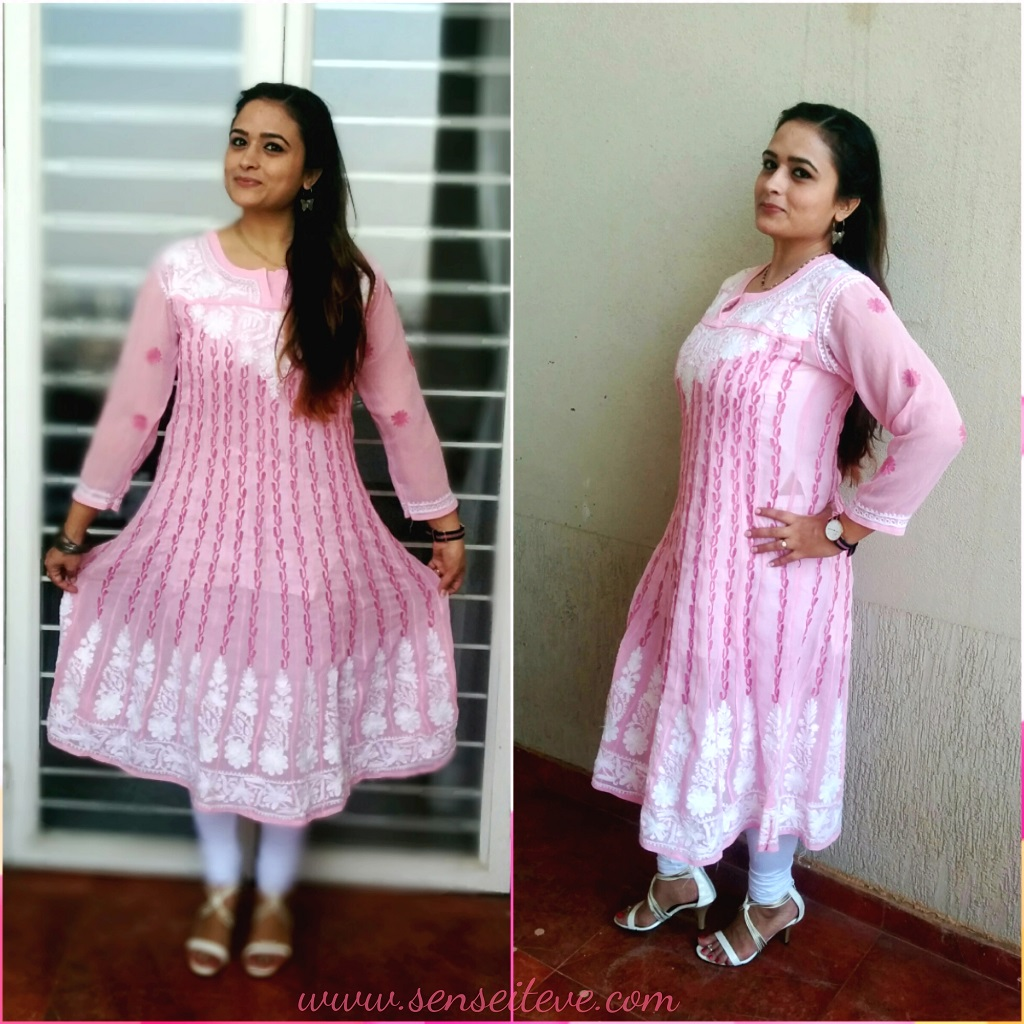 How to style Lakhnawi Chicken Kurta