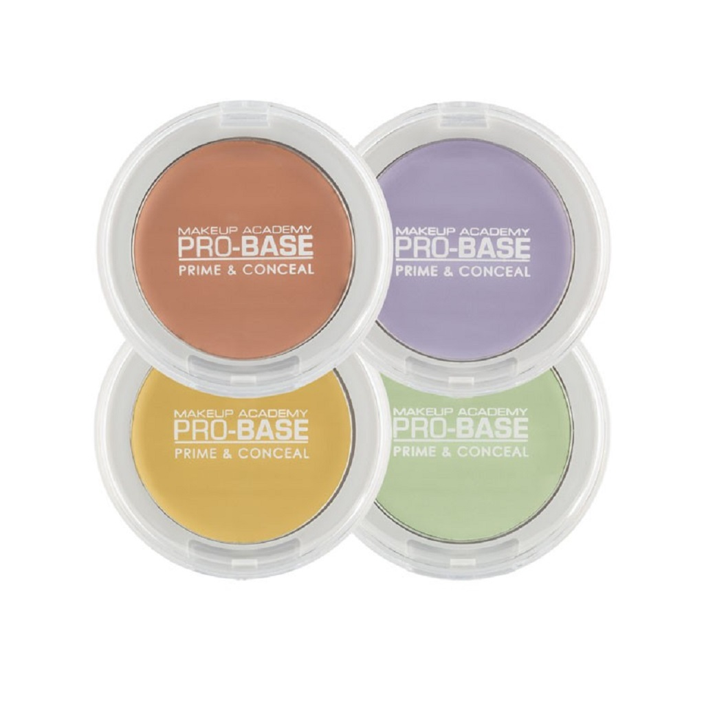 Makeup Academy Pro Base prime & Conceal Shades