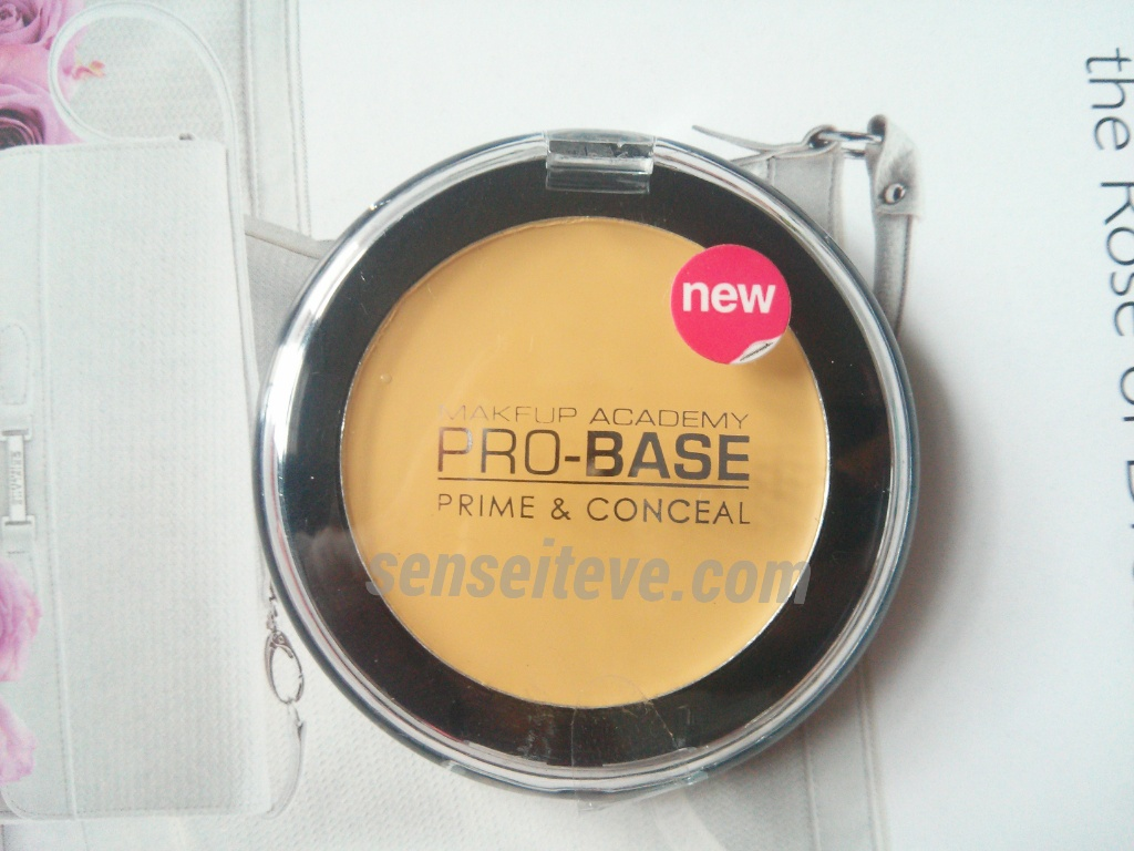 Makeup Academy Pro Base prime & Conceal