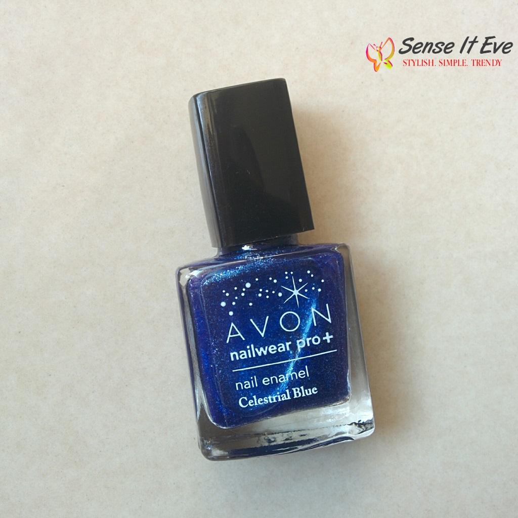 avon-nailwear-pro-nail-enamel-celestrial-blue-review