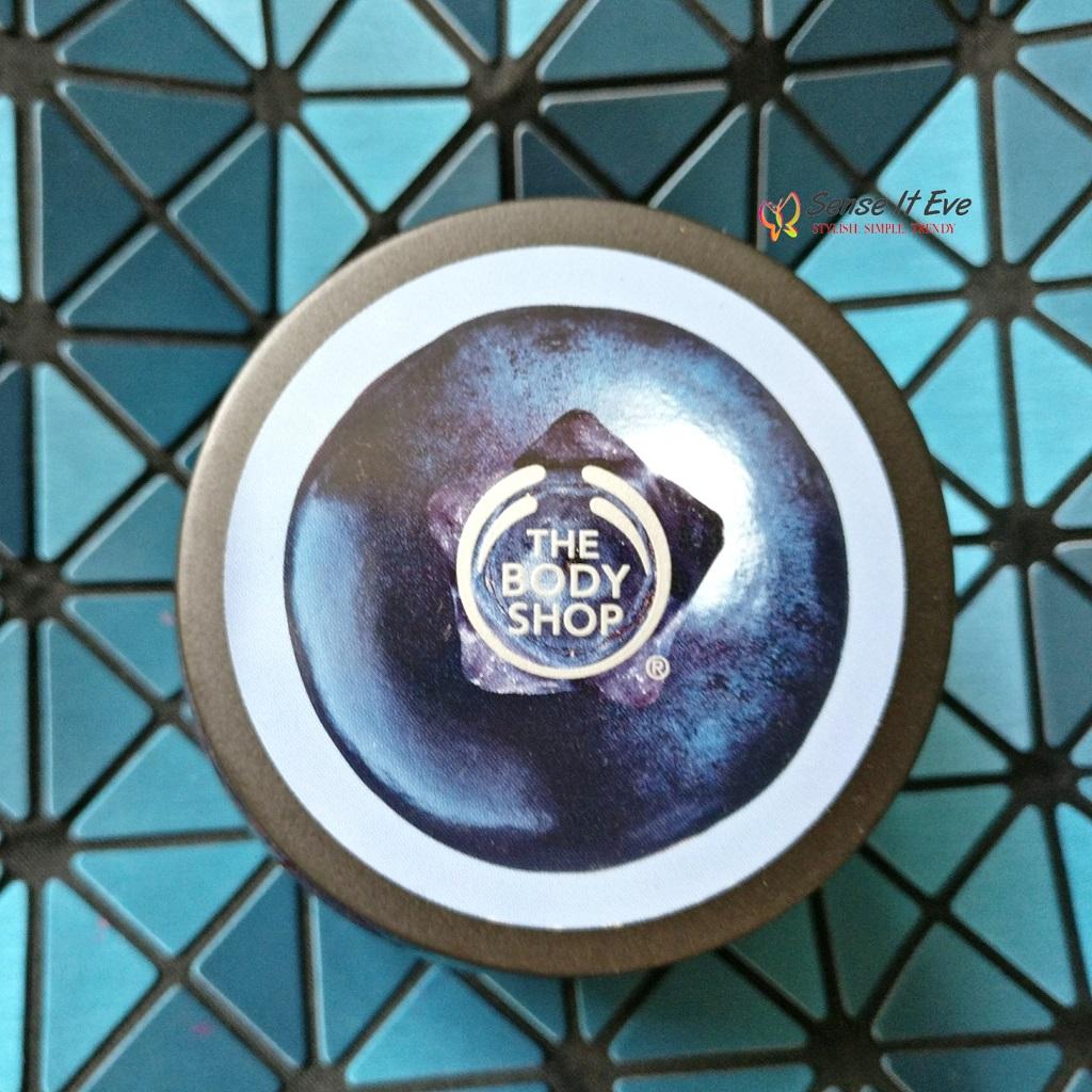 The Body shop Blueberry Exfoliating Gel Body Scrub Review