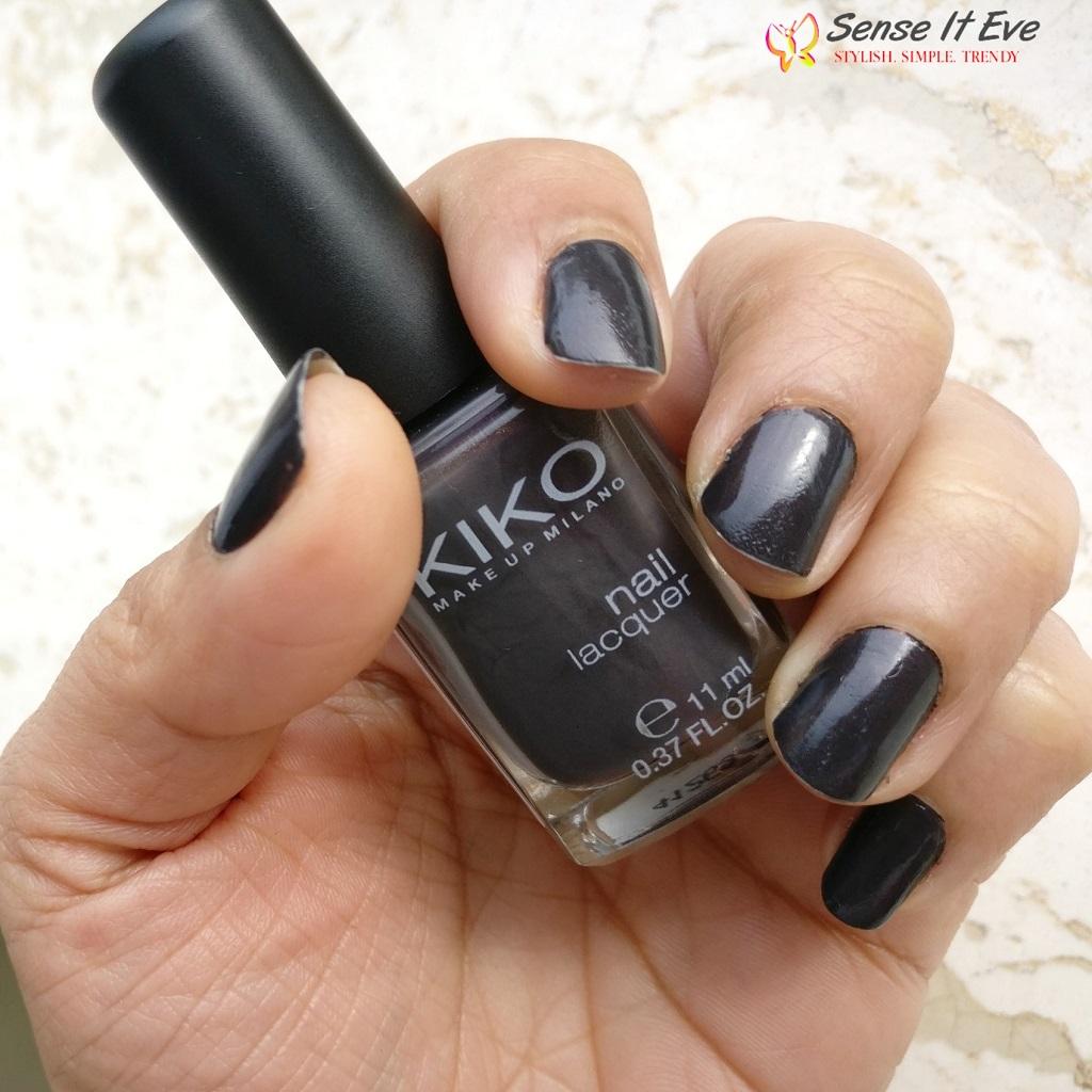 KIKO Milano Nail Lacquer 515 : Review & Swatches