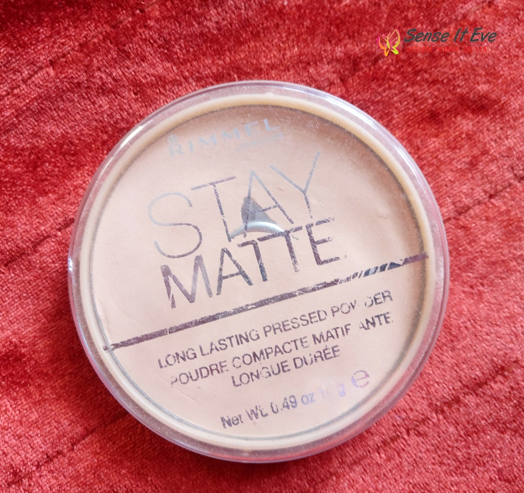 Rimmel Stay Matte Pressed Powder : Review & Swatches