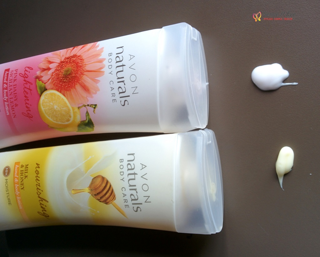 Avon Naturals Body Care Hand & Body Lotion Review