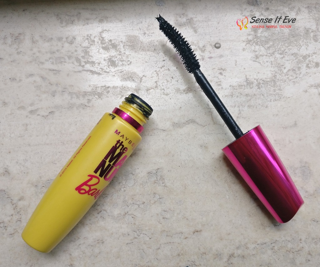 Maybelline the MAGNUM Barbie Mascara Review